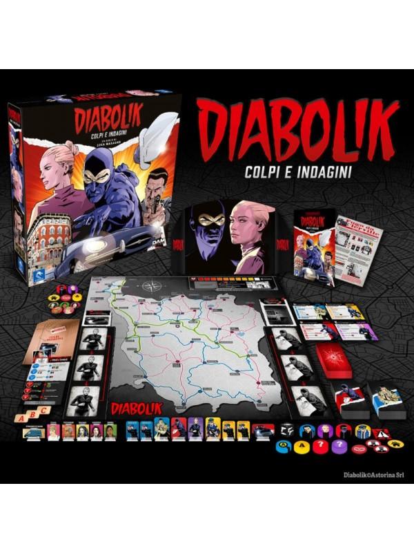 Diabolik - Colpi e Indagini - Pendragon - DAM Thinghs!