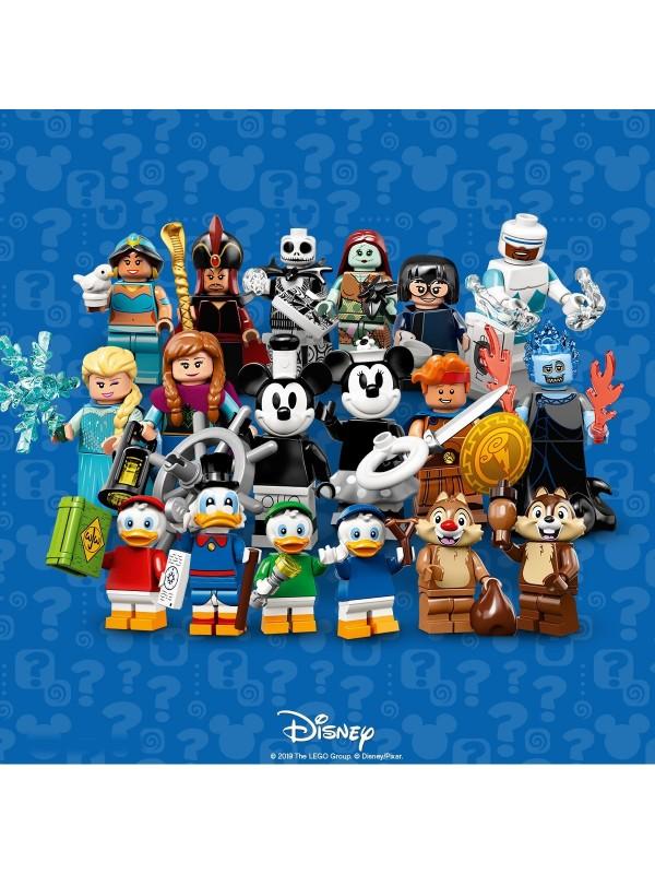 Lego Collezione Minifigures Serie Disney II - Lego 71024 - Serie completa di 18 personaggi