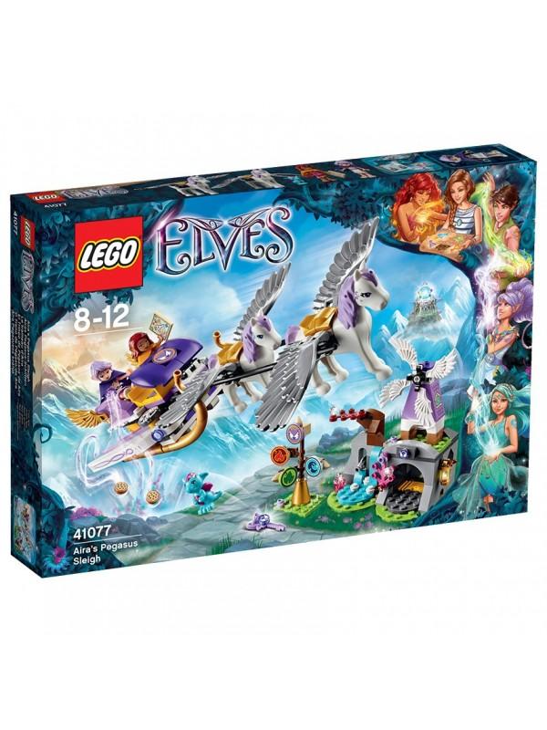 41077 - Aira's Pegasus Sleigh - Lego Elves