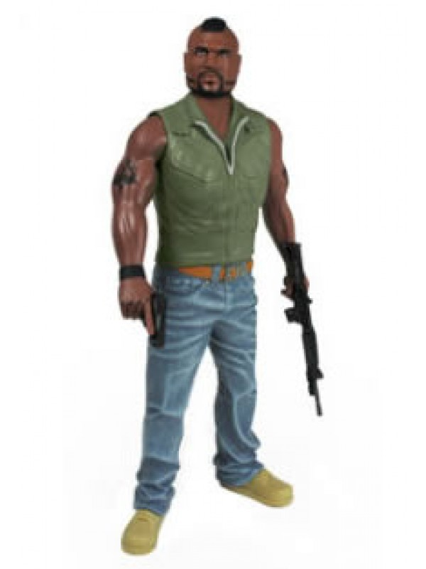 The A-Team -  Sgt. B.A. Baracus Figure -  Action figures 30 cm - Jazwares
