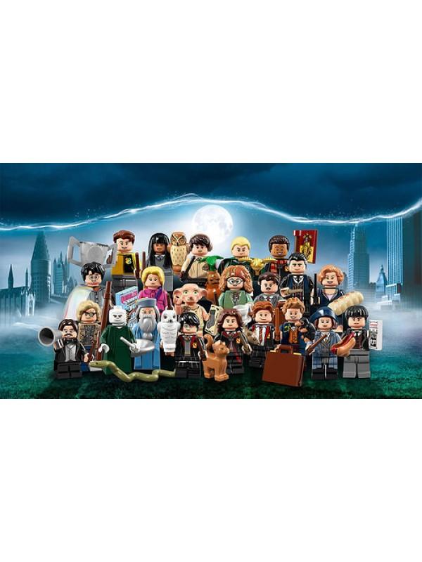 Harry Potter 71022 - Lego Minifigures - Serie completa di 22 personaggi