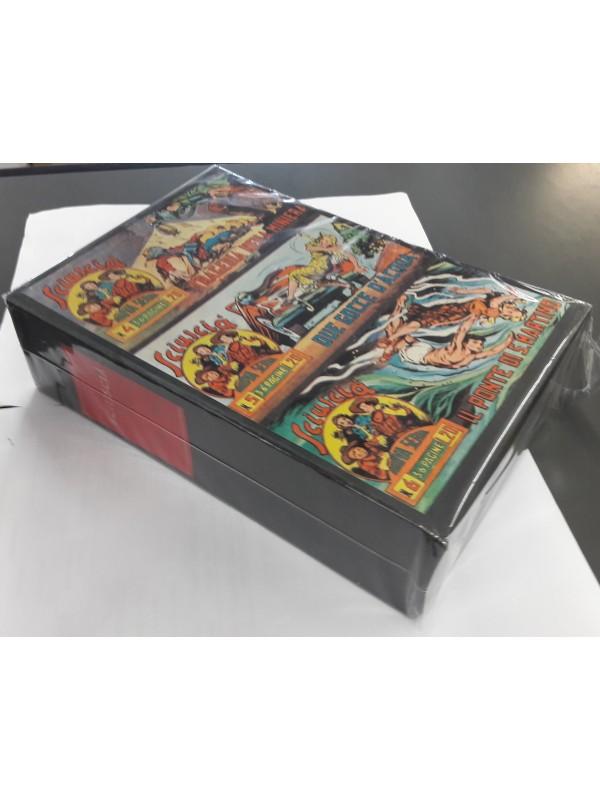 Sciuscià - Serie II - Ristampa - Serie completa 1/96 con cofanetto