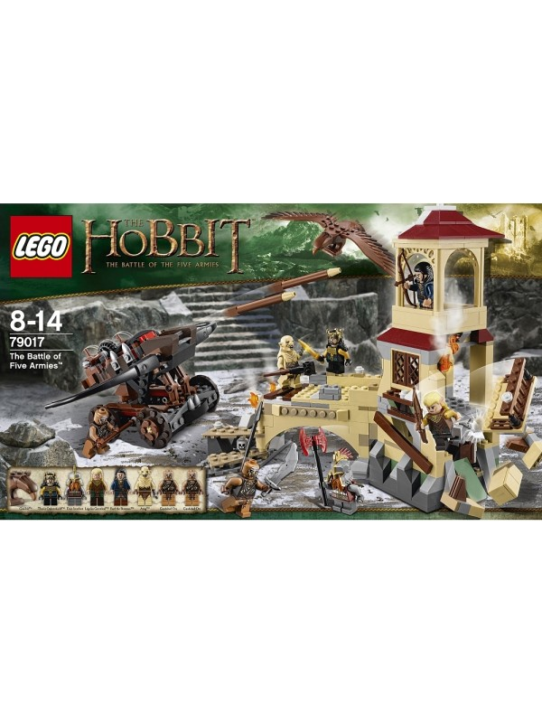 Lego The Hobbit The Battle of The Five Armies - 79017 - The Battle of Five Armies