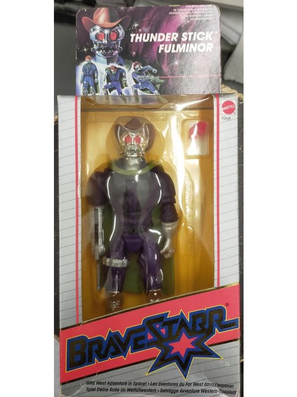 Thunder Stick Fulminor - BraveStarr - Mattel - Action Figure