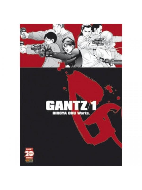 Gantz Nuova Edizione - Planet Manga - Sequenza in blocco 1/20