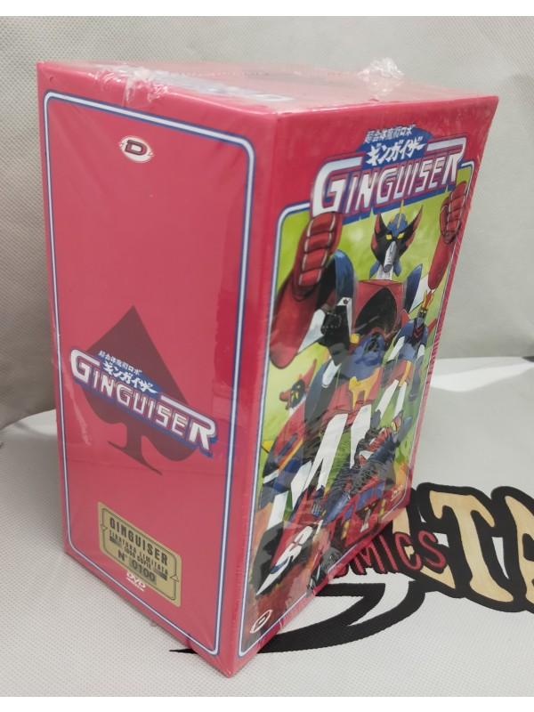 Ginguiser - Collector's Box - DVD