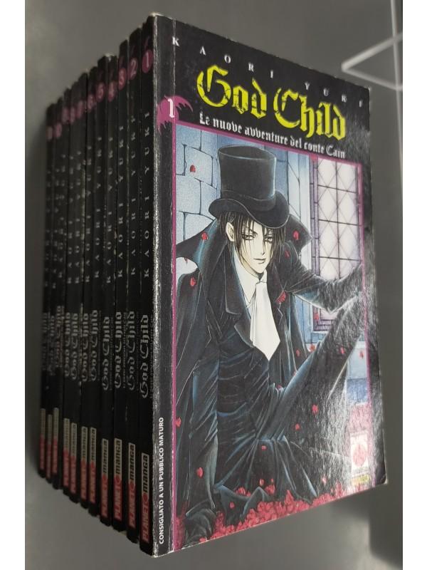 God Child - Planet Manga - Serie Completa 1/11