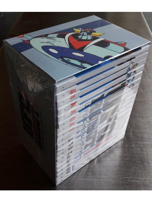 Ufo Robot Goldrake - I Grandi Robot - La gazzetta dello Sport/Yamato Video - Serie completa - Box dvd 1/19