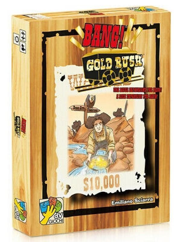 BANG! - Gold Rush - DV Giochi
