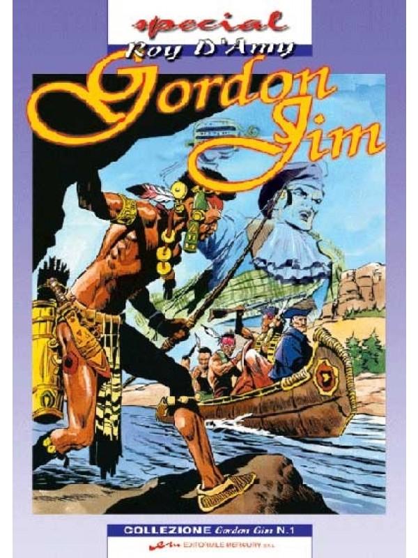 Gordon Jim - Special Roy D'Amy - Editoriale Mercury S.R.L. - Serie completa 1/2