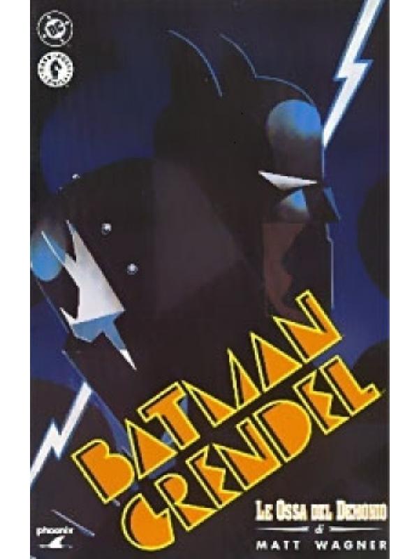 Batman Grendel - Le ossa del demonio - Phoenix - Miniserie completa 1/2