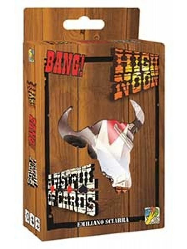BANG! - High Noon + A Fistful of Cards - DV Giochi