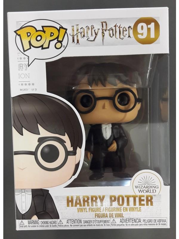 HARRY POTTER - Vinyl Figure - Harry Potter - POP! 91