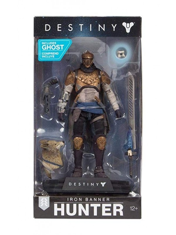 Iron Banner HUNTER - Destiny - Action Figure - McFarlane Toys