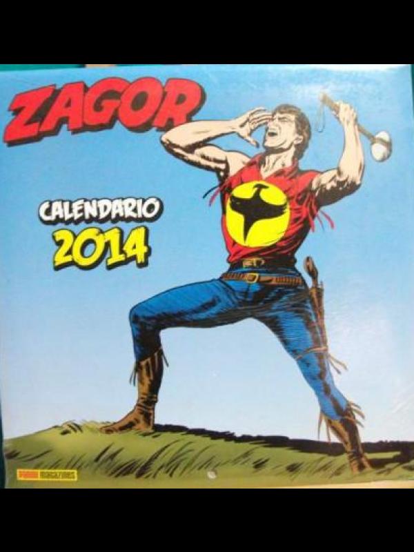 Zagor - Calendario 2014 - Panini Magazines
