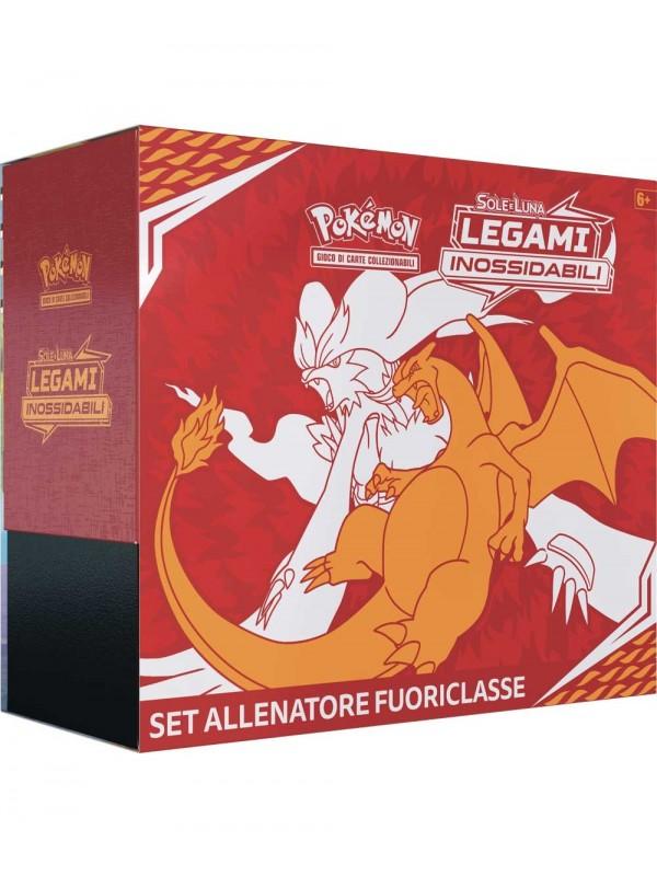 Set Allenatore Fuoriclasse - Sole e Luna - Legami Inossidabili - Pokémon