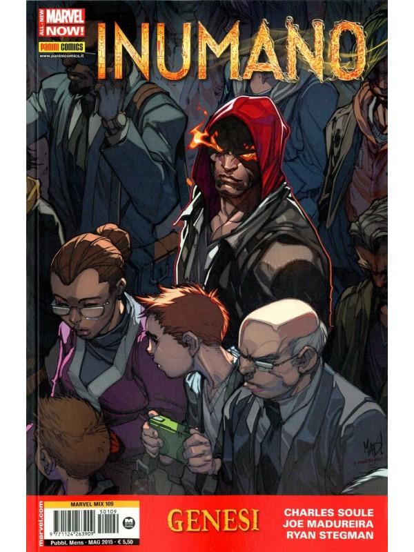 Inumano - Marvel Mix - Serie completa 1/3
