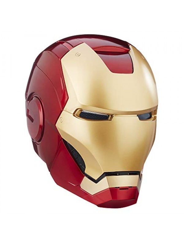 Iron Man - Electronic Helmet - Casco Elettronico - Legends Series - Hasbro