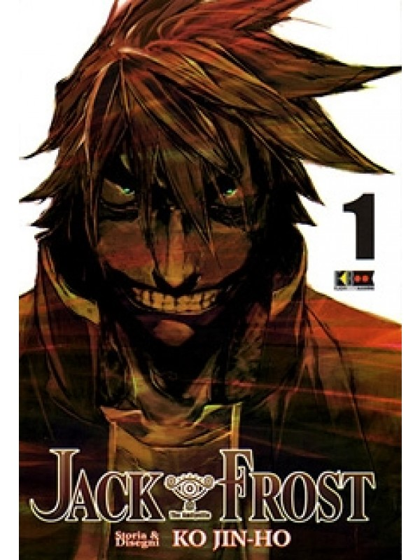 Jack Frost - Flashbook - Serie completa 1/11