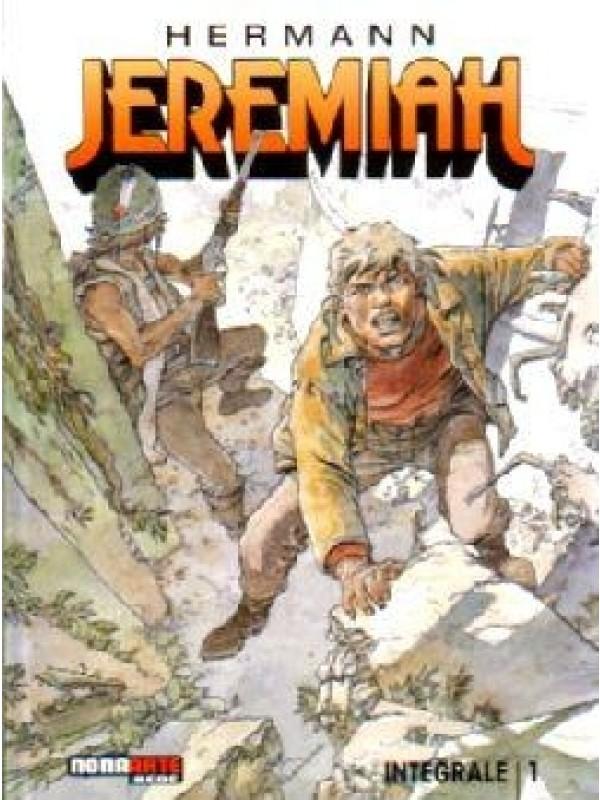 Jeremiah - L'Integrale - Nona Arte/RW Lineachiara - Serie completa 1/3
