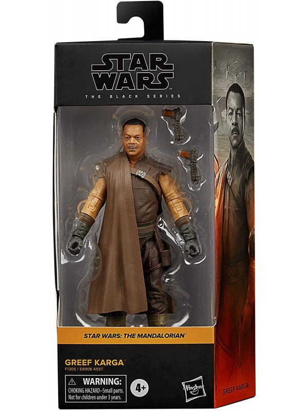Greef Karga - Star Wars: The Mandalorian - Star Wars The Black Series - Action Figure - Hasbro