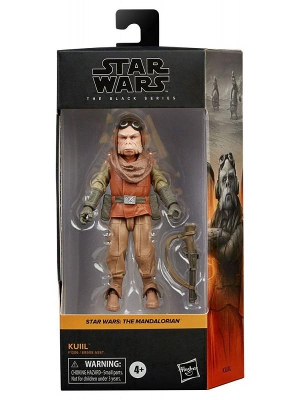 Kuiil - Star Wars: The Mandalorian - Star Wars The Black Series - Action Figure - Hasbro