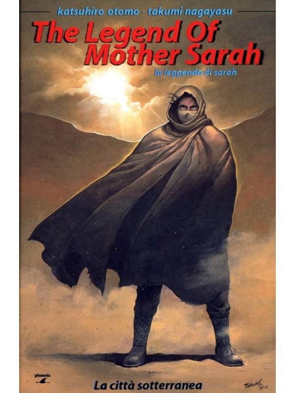 The Legend of The Mother Sarah - Phoenix/Magic Press - Serie completa 1/5