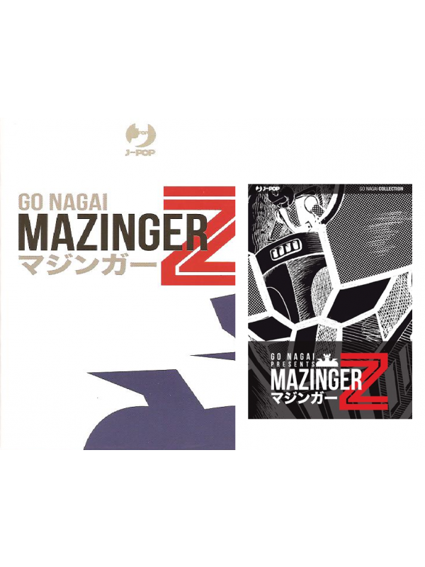 Mazinger Z - Go Nagai - JPOP - Serie Completa 1/6 con cofanetto