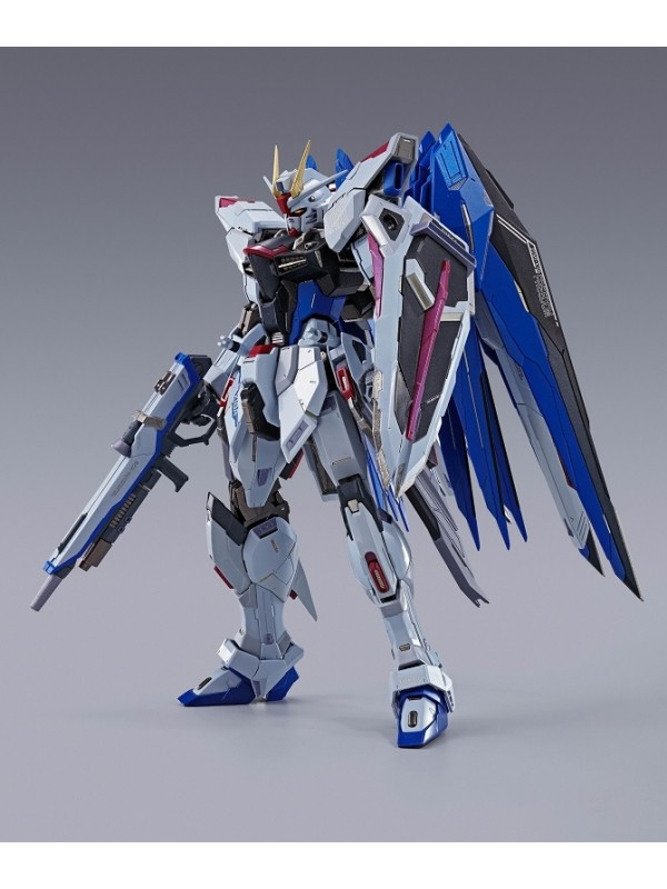 ZGMF-X10A Freedom Gundam Concept 2 - Metal Build - Magnificent Styling With Full Action & Multi Materials -  Gundam Seed - Bandai