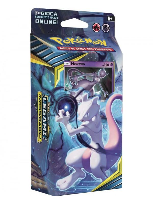 Mente Marziale (Mewtwo 150) - Mazzo Tematico - Pokemon - Sole e Luna - Legami Inossidabili