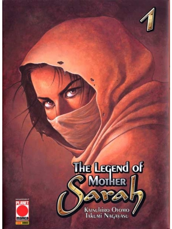 The Legend of The Mother Sarah - Planet Manga - Serie completa 1/7