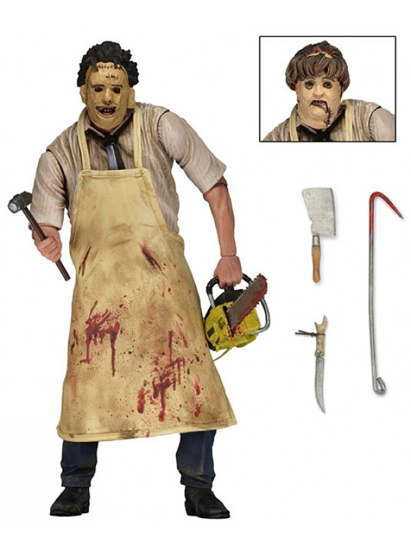 The TEXAS Chainsaw Massacre - LEATHERFACE - Neca - Action Figure