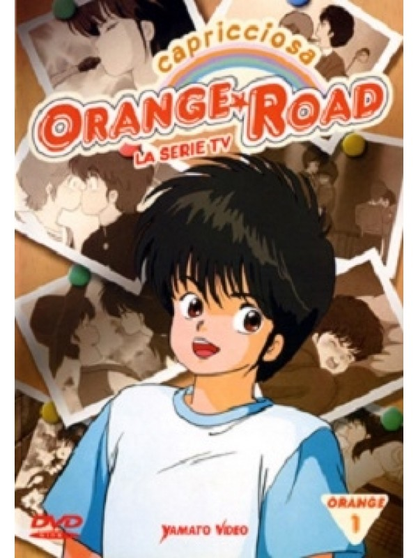 Orange Road - Capricciosa - La Serie TV - dvd - Serie completa 1/10