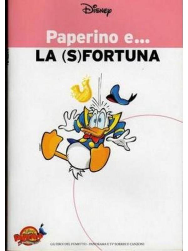 Paperino e... - Gli Eroi del Fumetto - Panorama e TV Sorrisi e Canzoni - Disney - Serie Completa 1/8