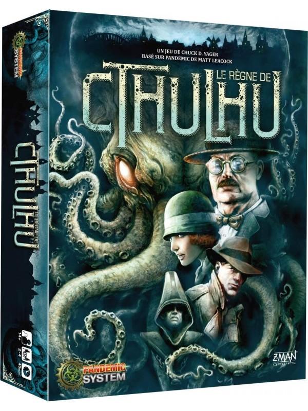 PANDEMIC - IL REGNO DI CHTULHU - Pandemic System - Z-Man Games - Asmodee