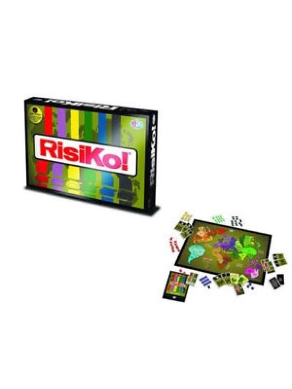 Risiko! - Con Variante Time Attack - Editrice Giochi