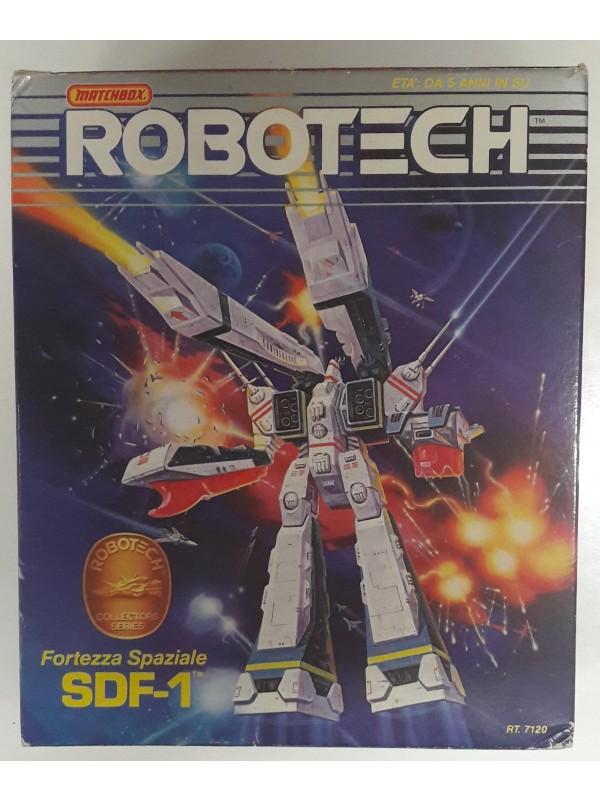 Fortezza Spaziale SDF-1 - Robotech - Matchbox