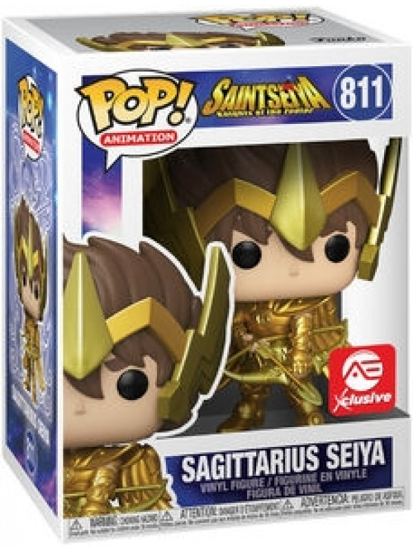 Sagittarius Seiya - Saint Seiya - Vinyl Figure - Funko POP! Animation 811 Exclusive