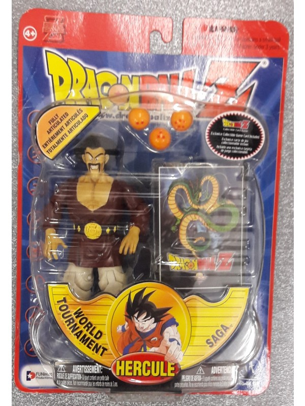 Hercule (Mr. Satan) - Dragon Ball Z - Irwin Toy