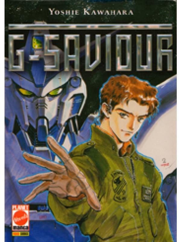 G-Saviour - Gundam - Planet Manga Novels - Serie completa 1/2