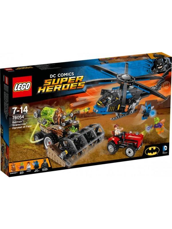 76054 - Batman: Scarecrow Harvest of Fear - Lego DC Comics Super Heroes