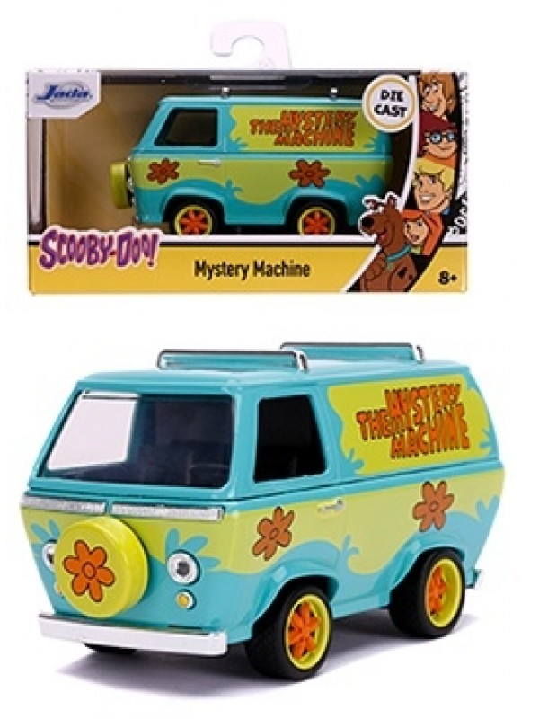 Mystery Machine - Scooby-Doo! - 1:32 Scale - Metals Die Cast - Hollywood Rides - Jada Toys (2020)