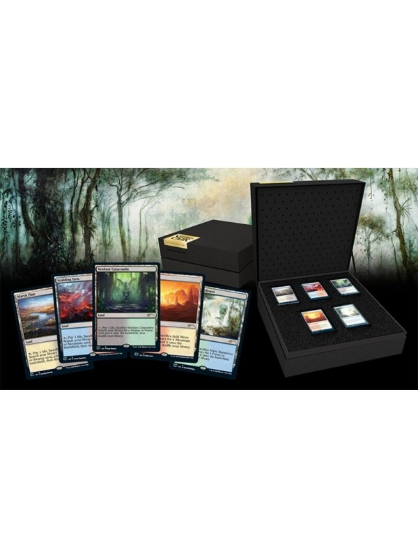 Secret Lair Ultimate Edition - The Enemy Fetch Land - Magic The Gathering
