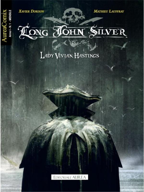 Long John Silver - Editoriale Aurea - Serie Completa 1/4