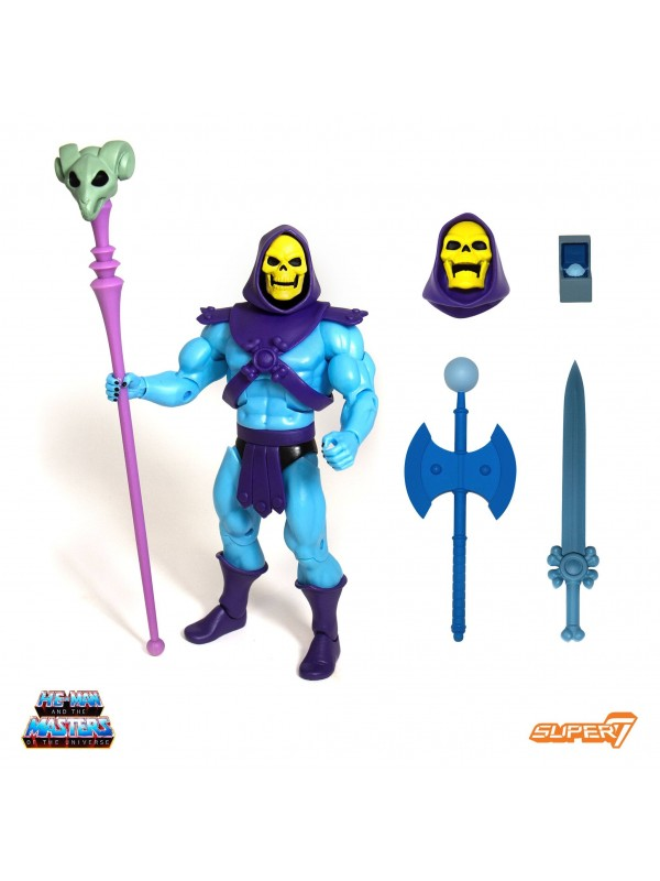 Ultimate Skeletor - Lord of Destruction! - The Masters of the Universe (He-Man) - MOTU - Super 7 - Action Figure