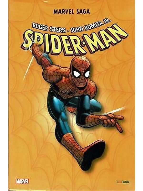 Spider-Man - Marvel Saga - Roger Stern e John Romita JR - Serie completa 1/4 + Cofanetto