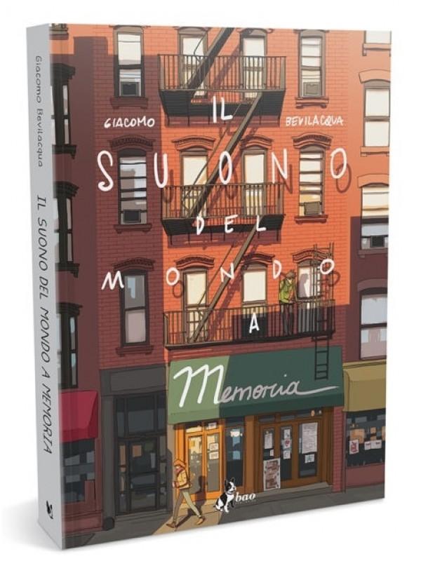 Il Suono del Mondo a Memoria - Edizione Variant - Giacomo Bevilacqua - Bao Publishing