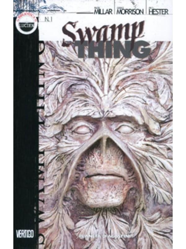 Swamp Thing - La biblioteca di Lucien - Vertigo - Planeta DeAgostini - Serie completa 1/2