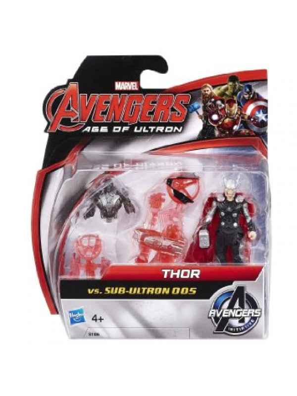 Thor VS. Sub-Ultron 005 - Avengers Age of Ultron