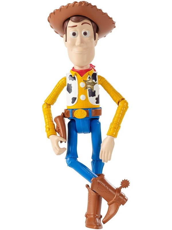 Woody - Toy Story 4 - Pixar - Mattel Basic Figure